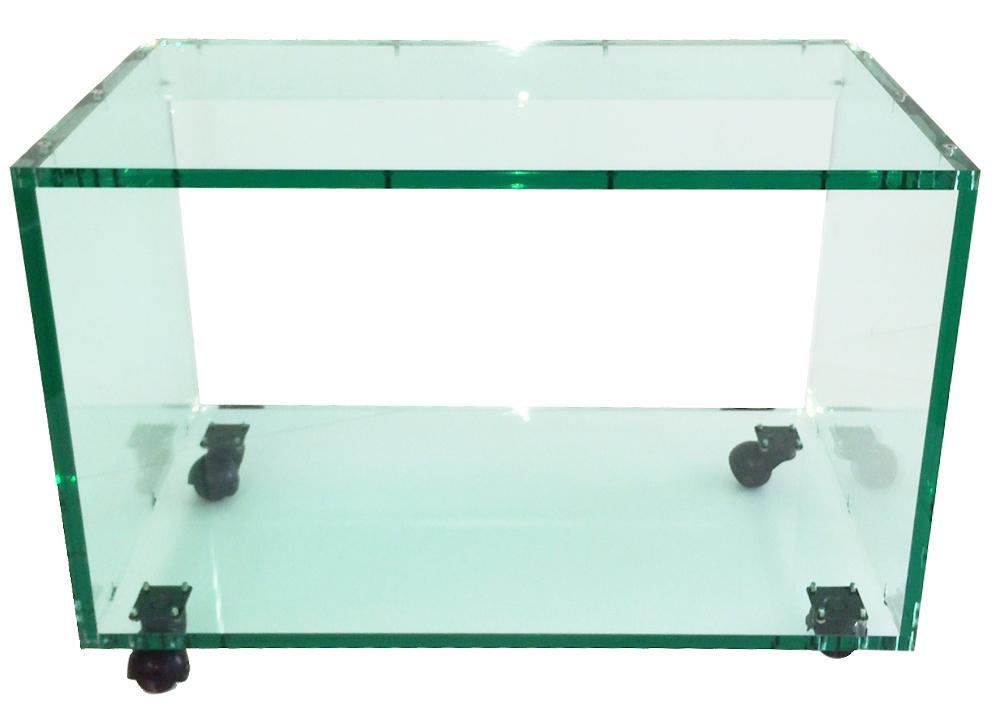 meuble t l vision en plexiglas aspet verre meuble tv. Black Bedroom Furniture Sets. Home Design Ideas